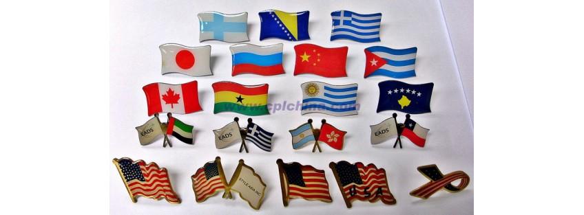 lapel pin  metal pin  flag pin  ribbon pin  printed pin  enamel pin  magnetic pin  collection